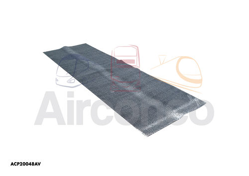 PEPA-F™ Single Laminated 2000mm x 610mm x 10mm Filter Sheet